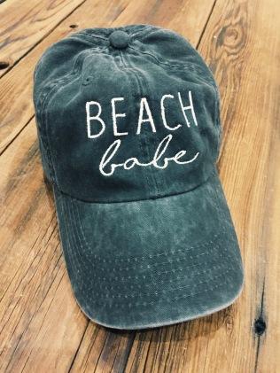 """Beach Babe """"Dad"""" Hat"""